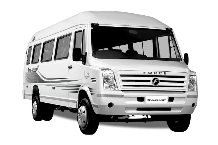 Book Force Tempo Traveller Taxi Udaipur