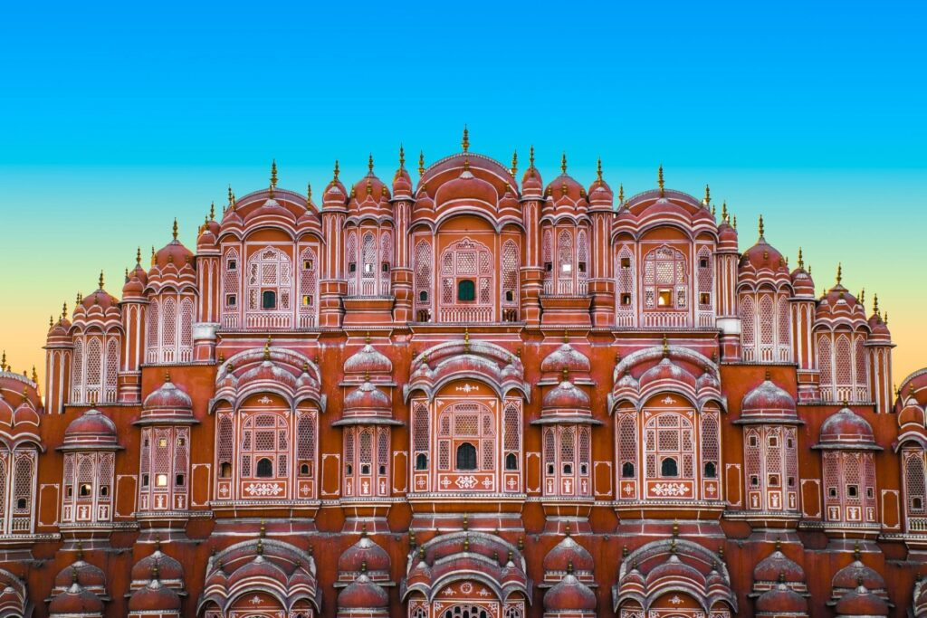 Udaipur to Jaipur Taxi Service with Price & Packages